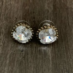 Sorrelli stud earrings